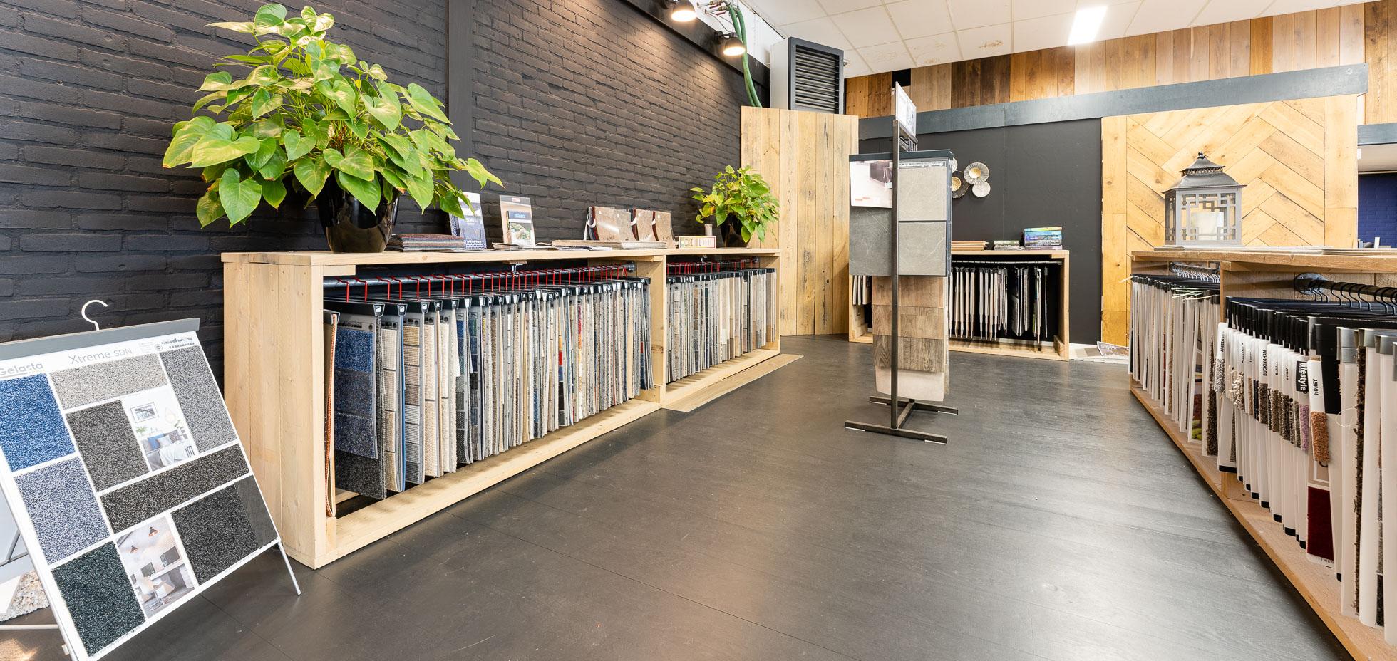 tapijt showroom