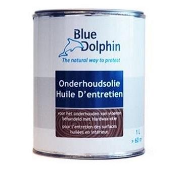 Onderhoudsolie blue dolphin